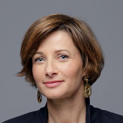 Portrait de Anne-Sophie Brandalise