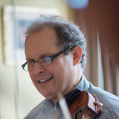 Portrait de David Alberman