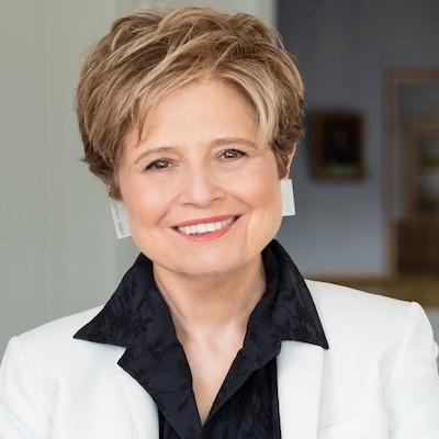 Portrait de Deborah Borda