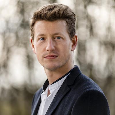 Portrait de Duncan Ward