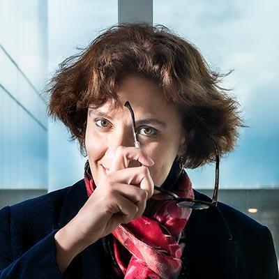 Portrait de Emilie Delorme