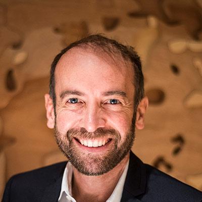 Portrait de Emmanuel Hondré