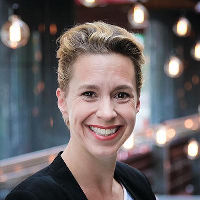 Portrait de Gonneke De Jong