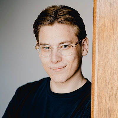 Portrait de Klaus Mäkelä