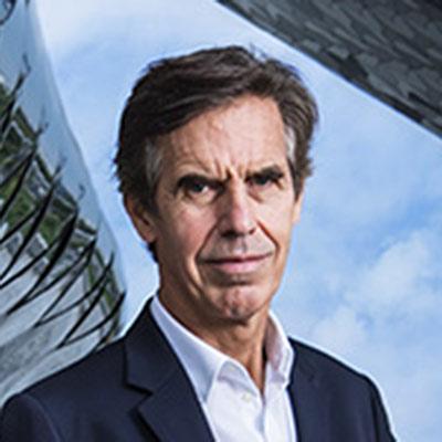 Portrait de Laurent Bayle