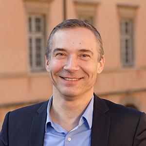Portrait de Mathieu Ferey