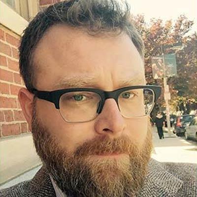 Portrait de Michael Nock