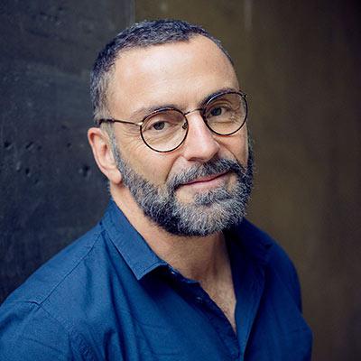 Portrait de Nicolas Droin