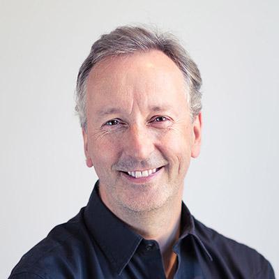Portrait de Paul Agnew
