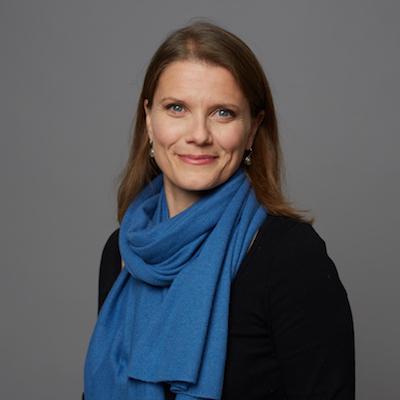Portrait de Rachel Dale
