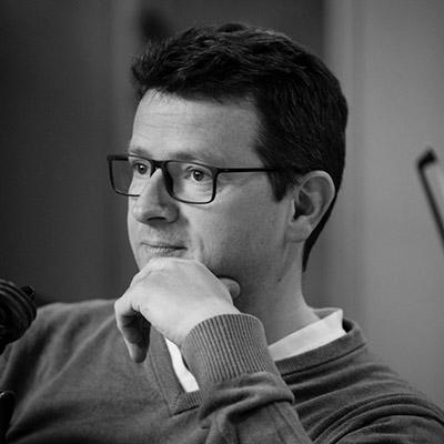 Portrait de Raimar Orlovsky