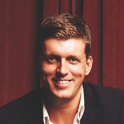 Portrait de Stephen McHolm