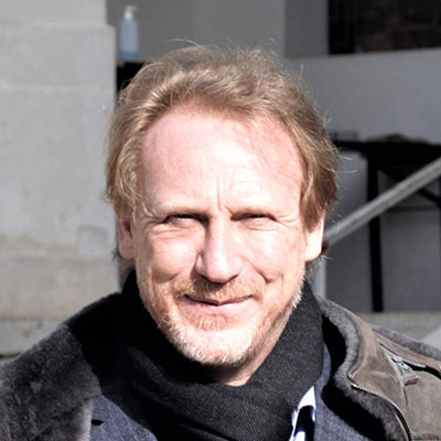Portrait de Steve Roger