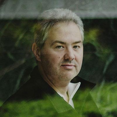 Portrait de Vincent Agrech