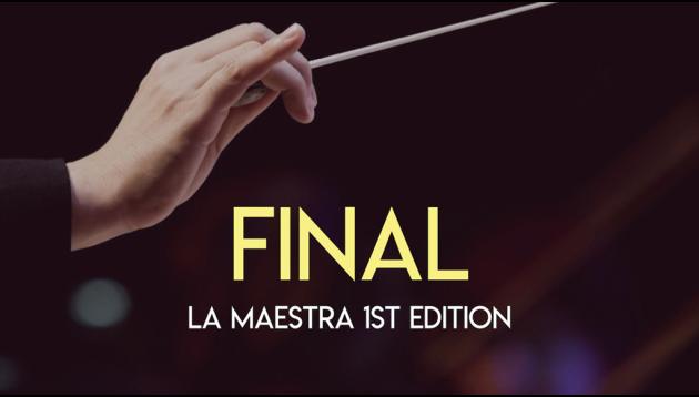 La Maestra - Répétition générale et Finale du concours international de cheffes d'orchestre