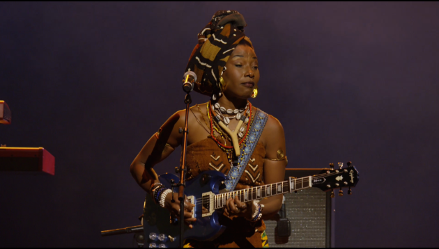 Jazz à la Villette : Fatoumata Diawara