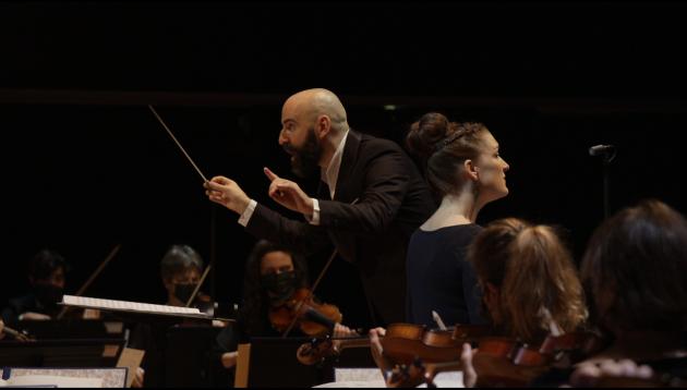 Il fait novembre en mon âme - Orchestre de chambre de Paris, Pierre Bleuse, Isabelle Druet