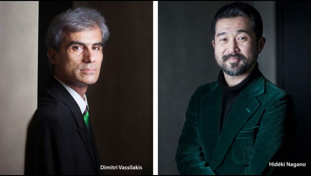 Dimitri Vassilakis - Hideki Nagano : Boulez