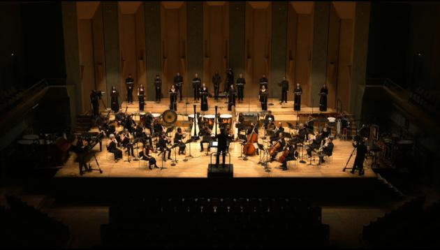 Cummings. Ensemble intercontemporain - Ensemble vocal Les Métaboles - Léo Warynski : Boulez, Meïmoun, Palestrina, Filidei