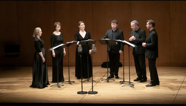 Monteverdi - Madrigaux. Les Arts Florissants - Paul Agnew