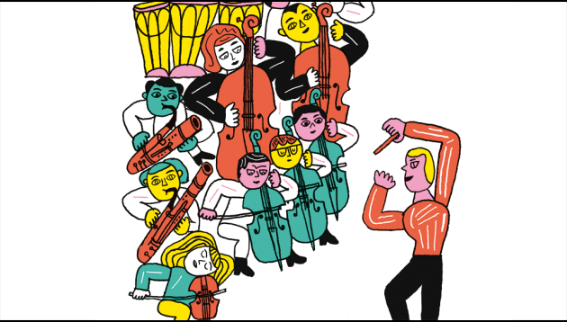 Ondin et la Petite Sirène - Orchestre national d'Île-de-France - Christophe Mangou - Julie Martigny - Julien Le Hérissier