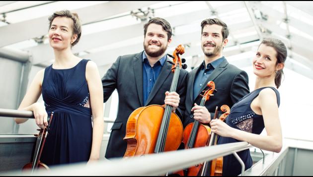 Rising Stars. Quatuor Aris