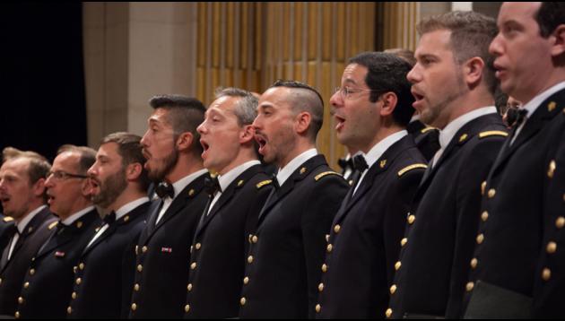 La Marseillaise. Orchestre de la Garde républicaine - Choeur de l'Armée française - François Boulanger