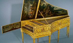 Clavecin Ruckers-Taskin du Musée de la musique